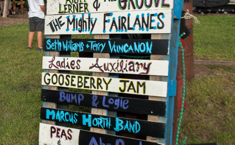 Groove Jam VI at The Doodad Farm