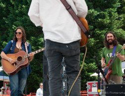 31st Annual Carolina Blues Festival- Laura Blackley, Dorsey Parker & Ian Harrod