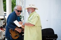 31st Annual Carolina Blues Festival- Bob Margolin & Terry VuncCannon