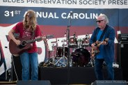 31st Annual Carolina Blues Festival- Seth Williams