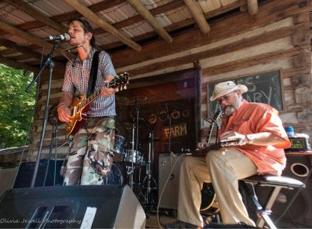 Groove Jam VI 2017- Abe Reid- Abe Reid & Terry VunCannon