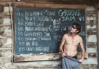 Groove Jam VI 2017- Abe Reid