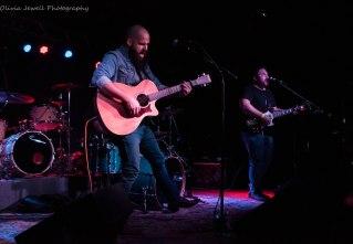 Jason Springs and Matt Crowder